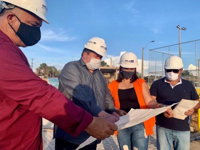 Após reativação da Seosp, obras e serviços públicos são intensificados em Rondônia