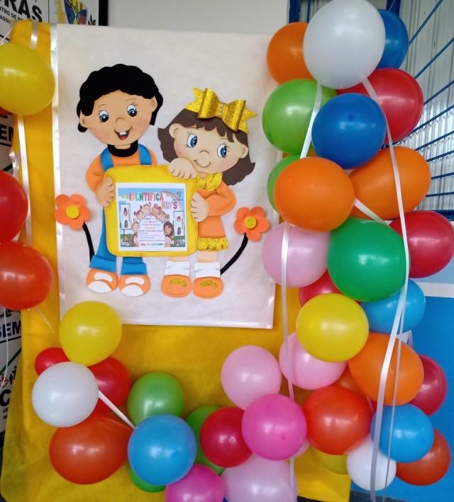 SECRETARIA MUNICIPAL DE DESENVOLVIMENTO SOCIAL EM PARCEIRA REALIZA O IDENTIFICA KIDS