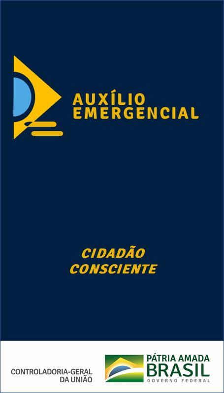 Esclarecimento quanto aos cidadãos que TÊM ou NÃO direito ao recebimento do Auxílio Emergencial, esta CGU Regional Rondônia desenvolveu encartes de conscientização.