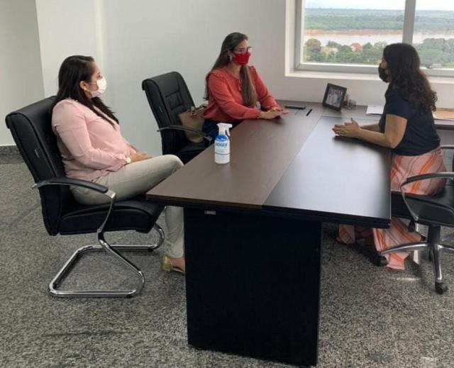 SECRETARIA MUNICIPAL DE DESENVOLVIMENTO SOCIAL ADQUIRE EMENDAS PARLAMENTARES