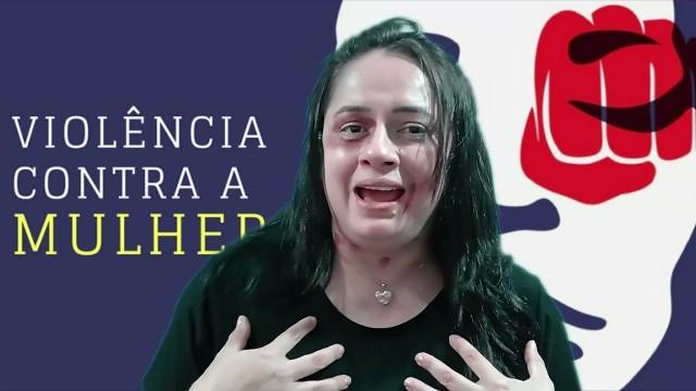 SECRETARIA MUNICIPAL DE DESENVOLVIMENTO SOCIAL REALIZA CAMPANHA DE COMBATE À VIOLÊNCIA CONTRA A MULHER